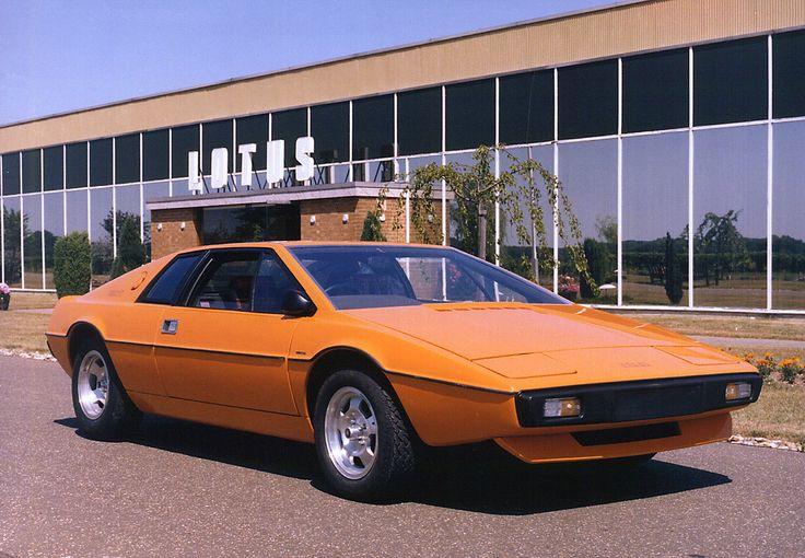 Lotus Esprit I 1976 - 1979 Coupe #4
