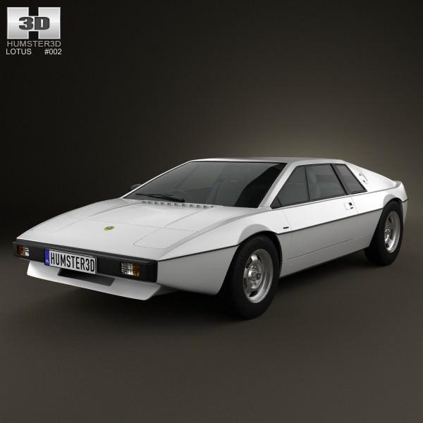 Lotus Esprit I 1976 - 1979 Coupe #5