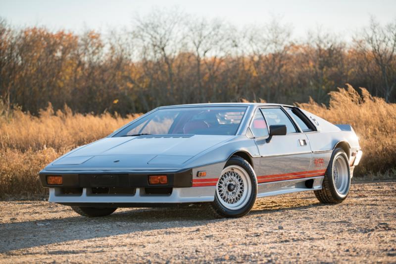 Lotus Esprit I 1976 - 1979 Coupe #8
