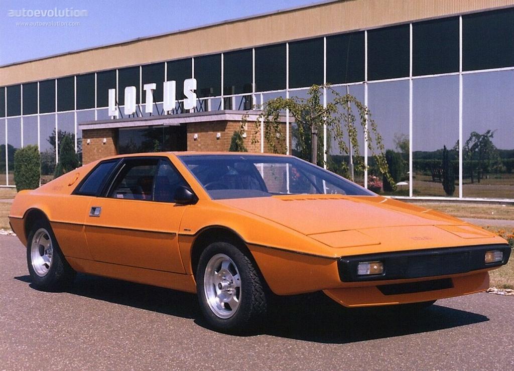 Lotus Esprit I 1976 - 1979 Coupe #3
