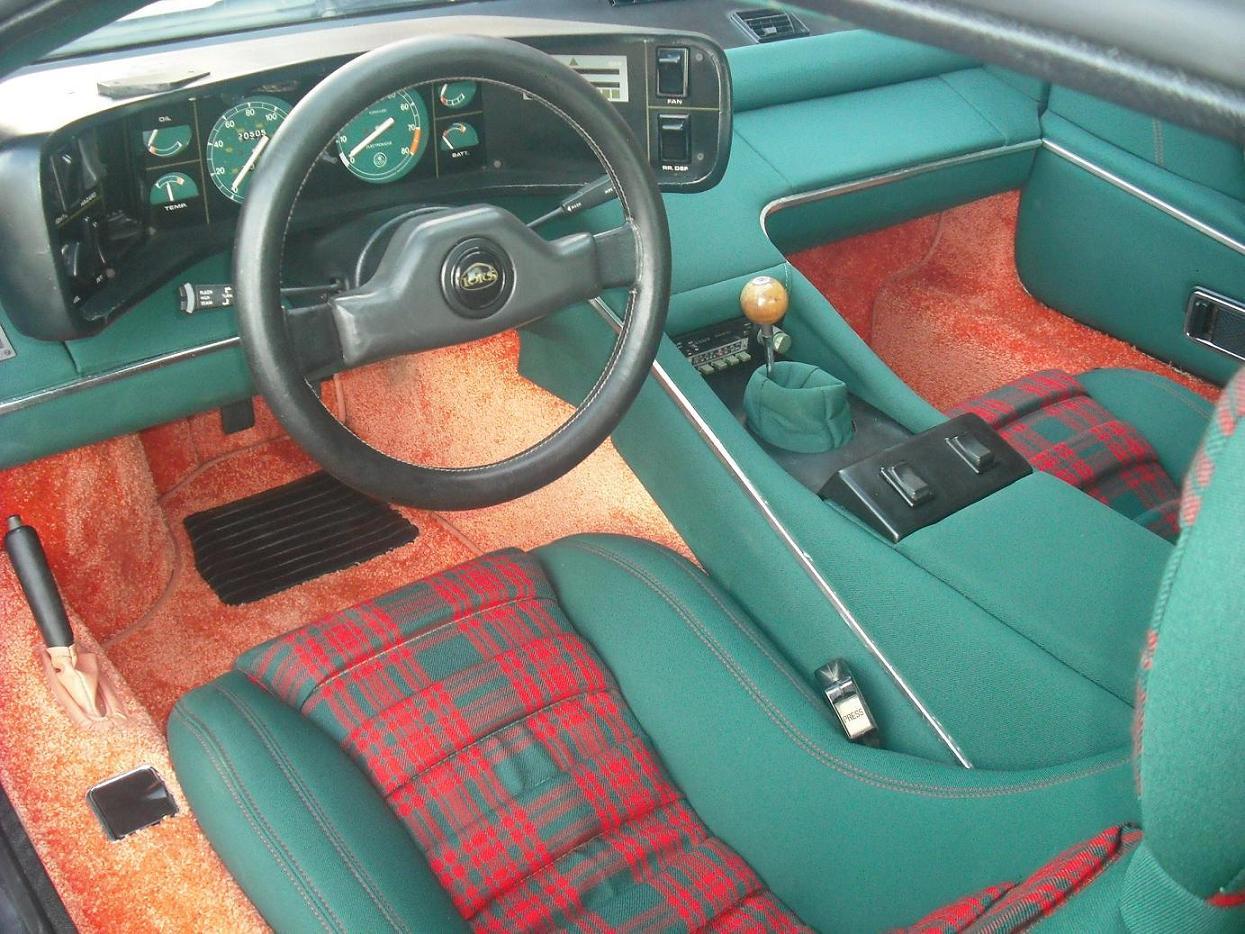 Lotus Esprit I 1976 - 1979 Coupe #6