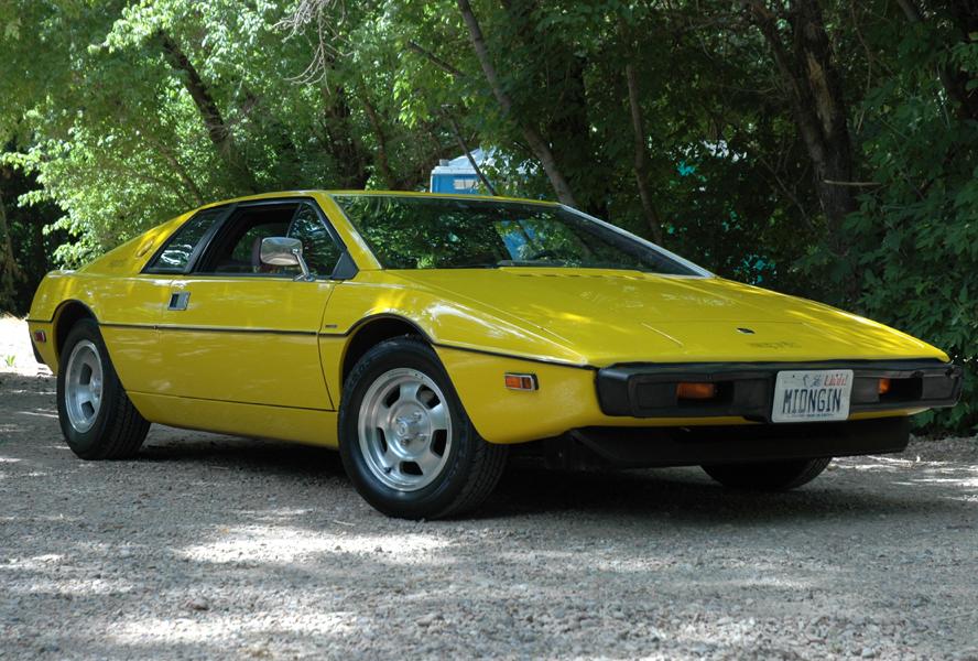 Lotus Esprit I 1976 - 1979 Coupe #7