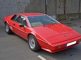 Lotus Esprit IV 1987 - 1993 Coupe #8