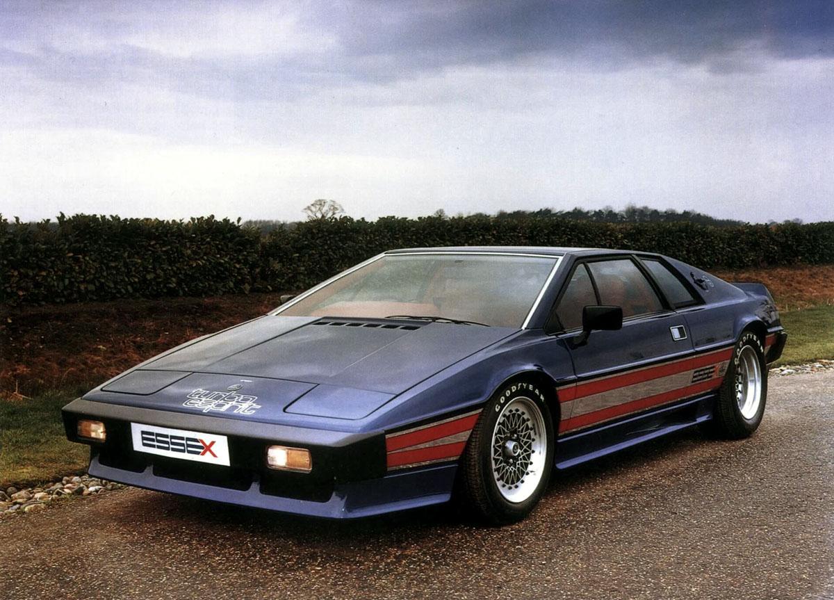 Lotus Esprit IV 1987 - 1993 Coupe #1