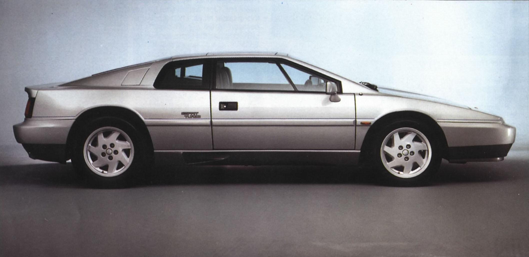 Lotus Esprit IV 1987 - 1993 Coupe #3