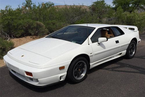 Lotus Esprit IV 1987 - 1993 Coupe #6