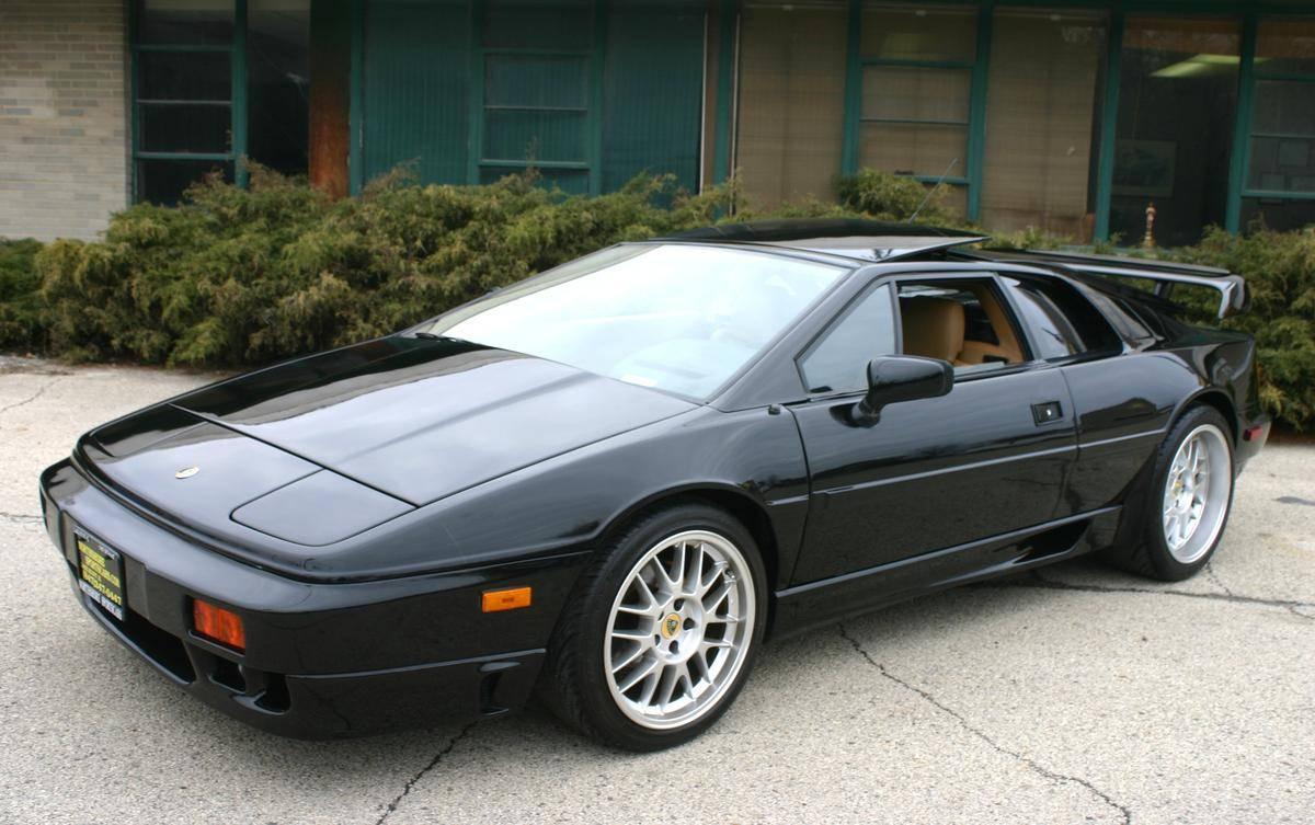 Lotus Esprit IV 1987 - 1993 Coupe #4