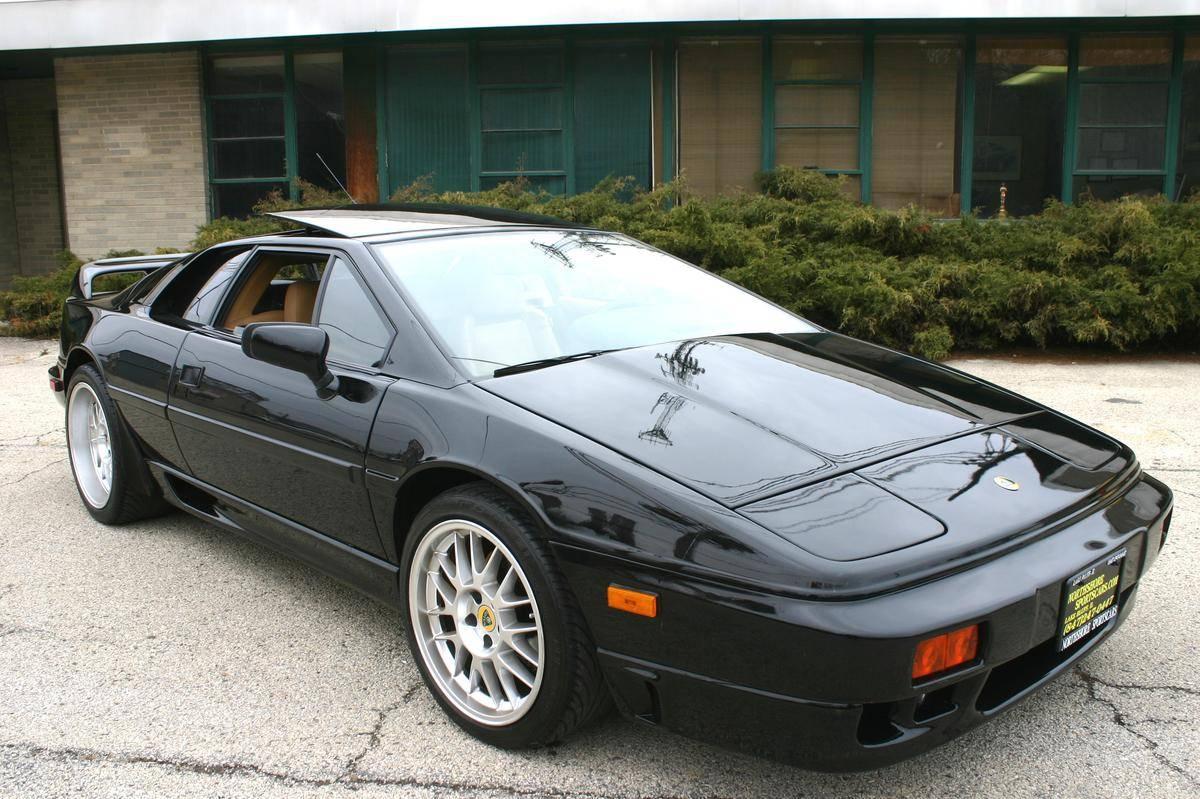 Lotus Esprit IV 1987 - 1993 Coupe #7