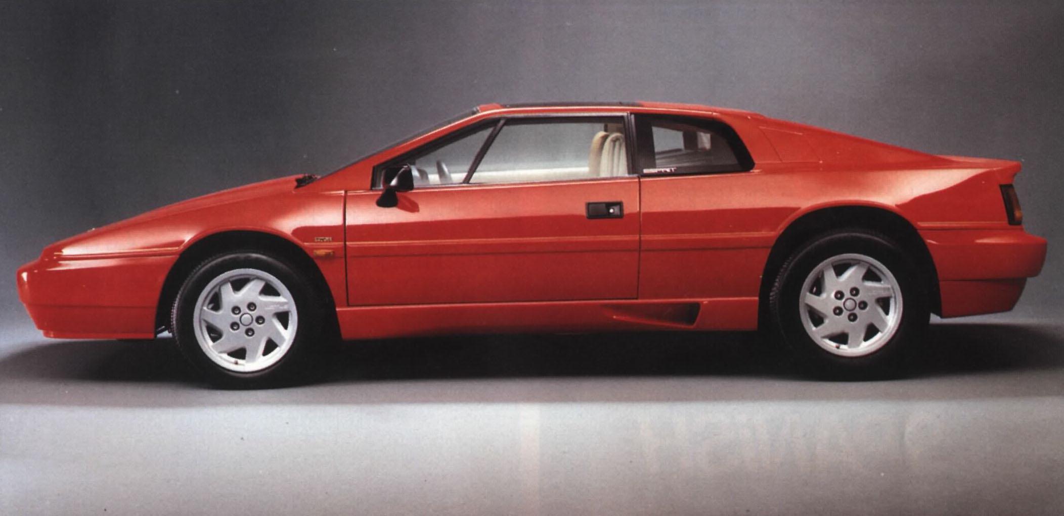 Lotus Esprit IV 1987 - 1993 Coupe #2
