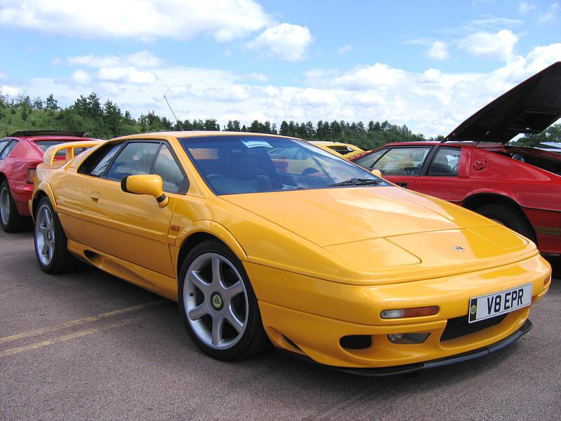 Lotus Esprit V 1996 - 2004 Coupe #6