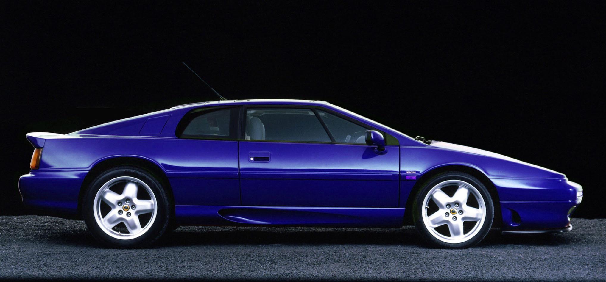 Lotus Esprit V 1996 - 2004 Coupe #5