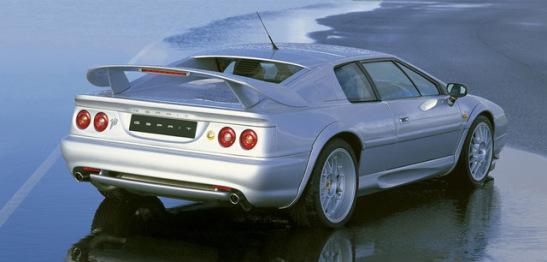 Lotus Esprit V 1996 - 2004 Coupe #4