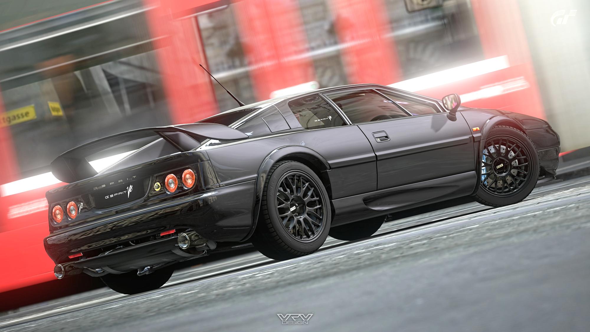 Lotus Esprit V 1996 - 2004 Coupe #3