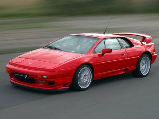 Lotus Esprit V 1996 - 2004 Coupe #8