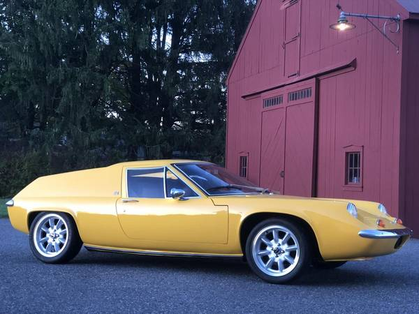 Lotus Europa 1970 - 1976 Coupe #2