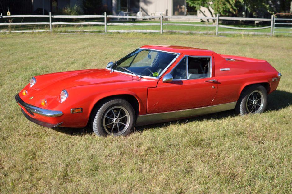 Lotus Europa 1970 - 1976 Coupe #6