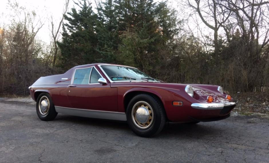 Lotus Europa 1970 - 1976 Coupe #3