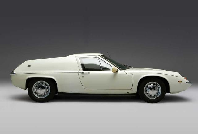 Lotus Europa 1970 - 1976 Coupe #5