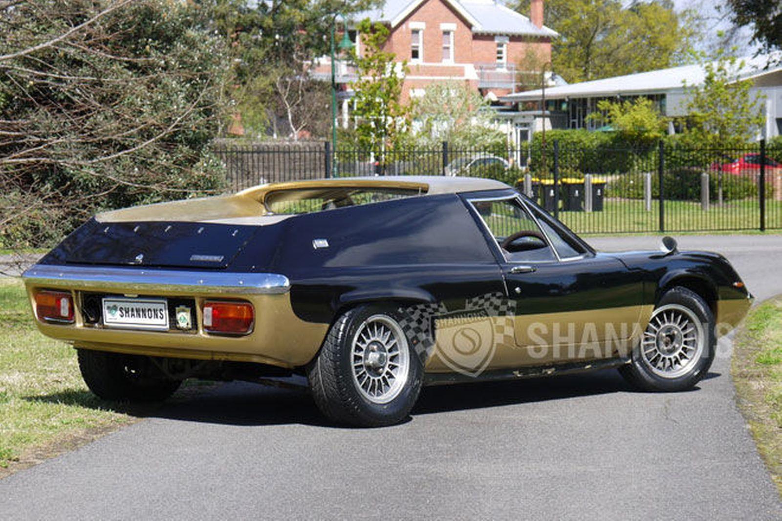 Lotus Europa 1970 - 1976 Coupe #1