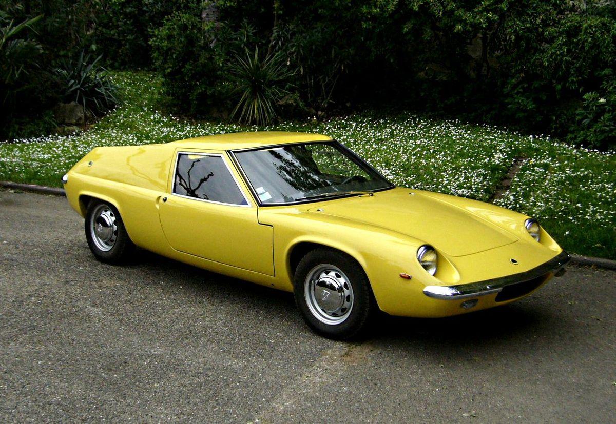 Lotus Europa 1970 - 1976 Coupe #8