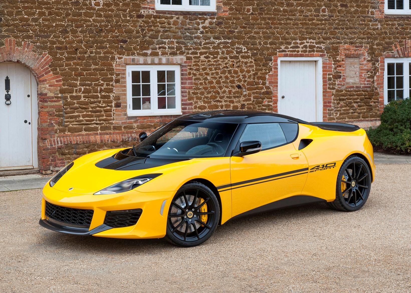 Lotus Evora 2009 - now Coupe #2