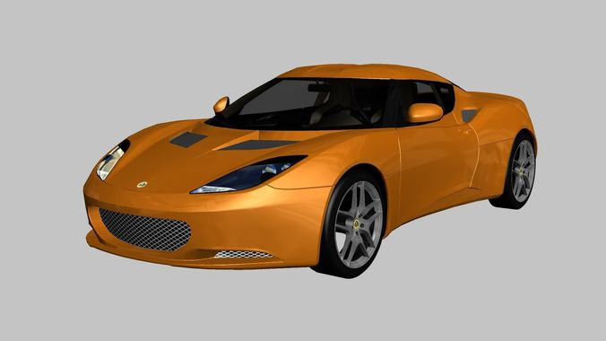 Lotus Evora 2009 - now Coupe #7