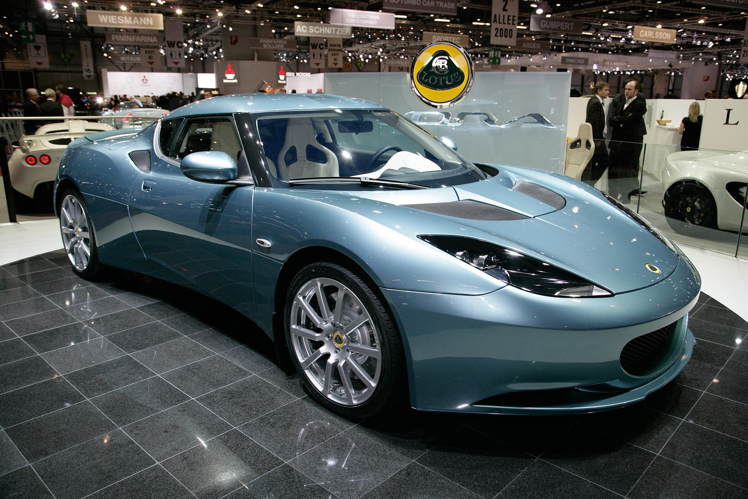 Lotus Evora 2009 - now Coupe #3