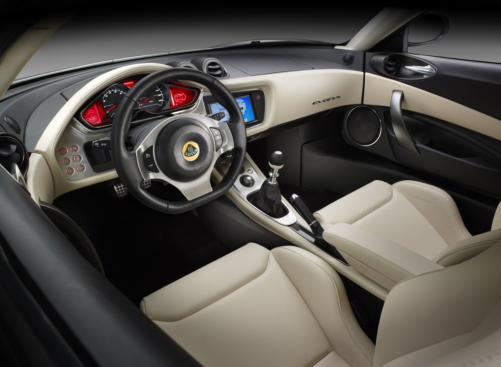 Lotus Evora 2009 - now Coupe #4
