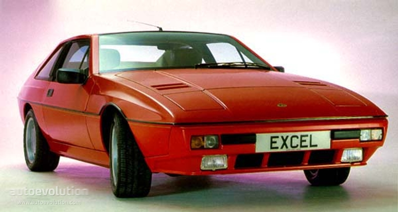 Lotus Excel 1982 - 1992 Coupe #5