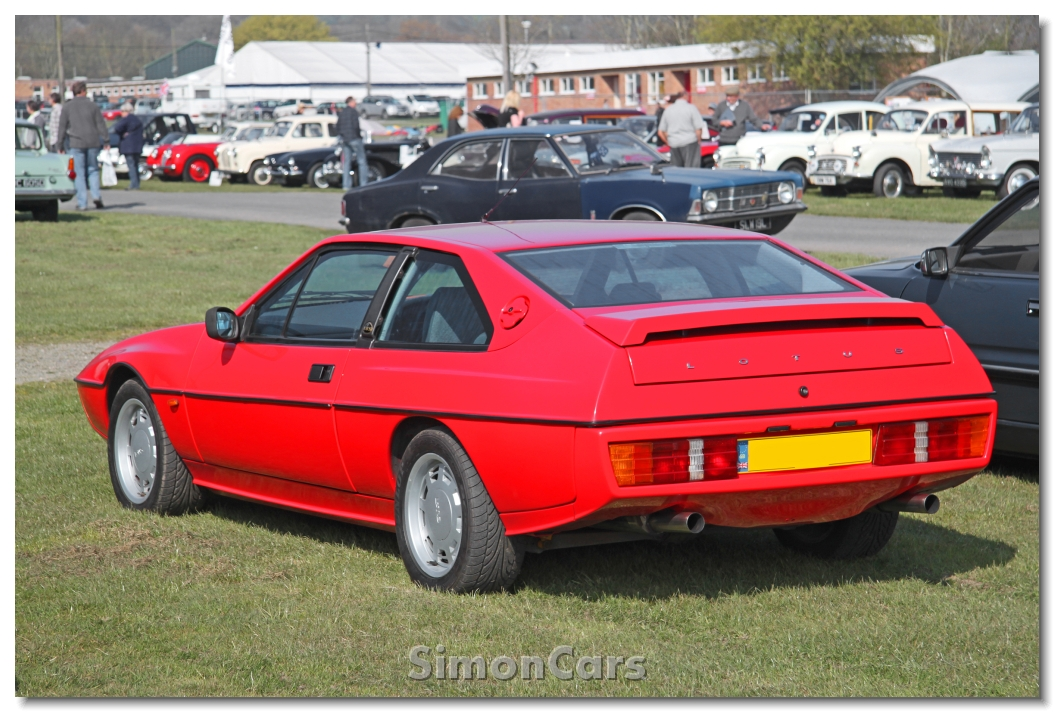 Lotus Excel 1982 - 1992 Coupe #2