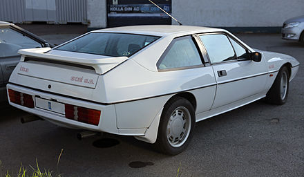 Lotus Excel 1982 - 1992 Coupe #7