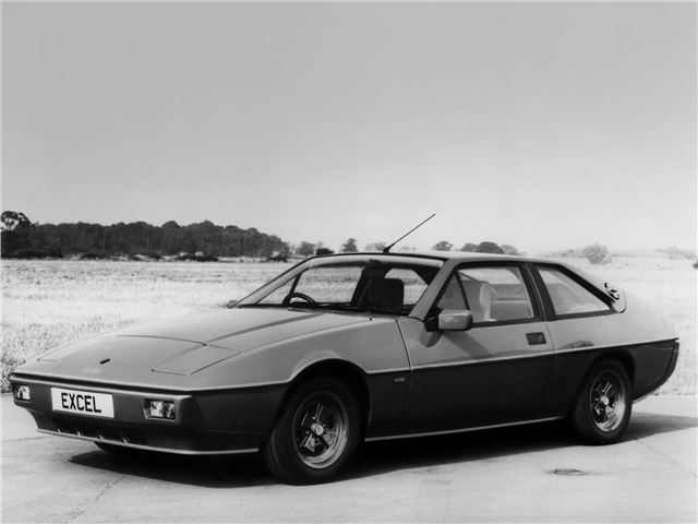 Lotus Excel 1982 - 1992 Coupe #3