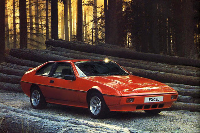 Lotus Excel 1982 - 1992 Coupe #1