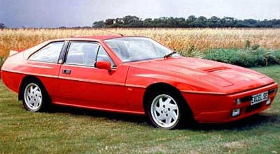 Lotus Excel 1982 - 1992 Coupe #6
