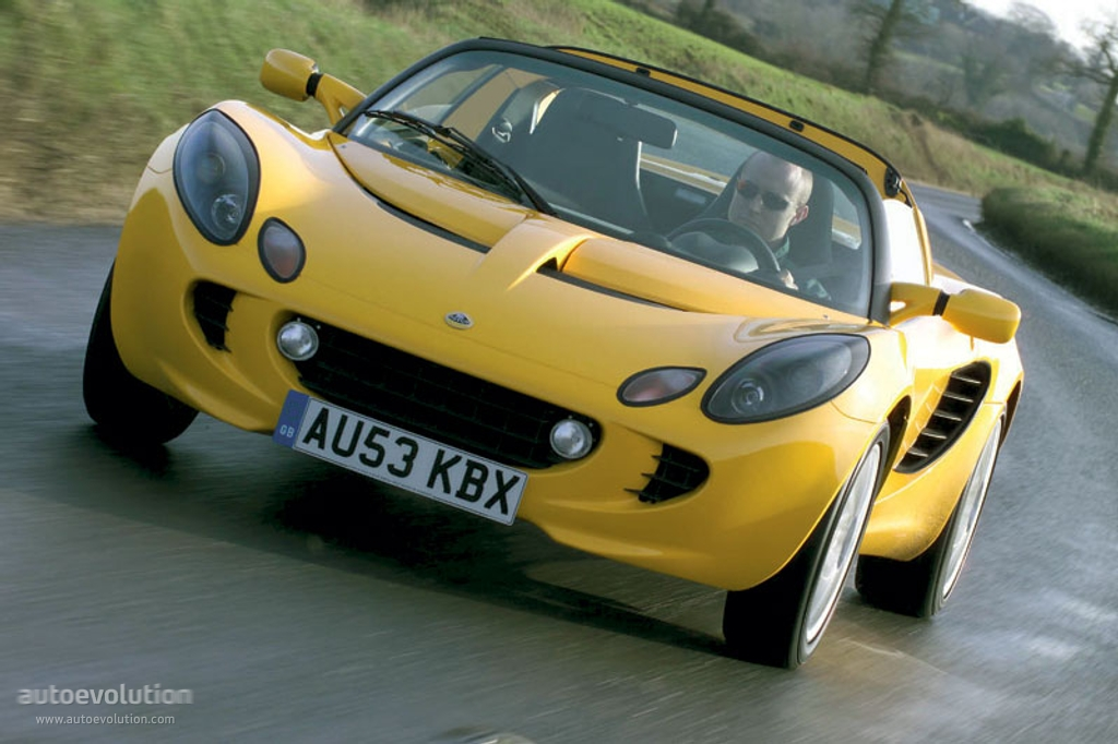Lotus Exige I 2001 - 2004 Coupe #7