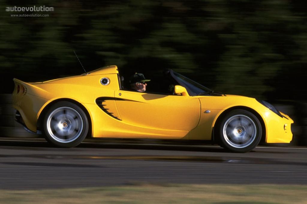 Lotus Exige I 2001 - 2004 Coupe #3