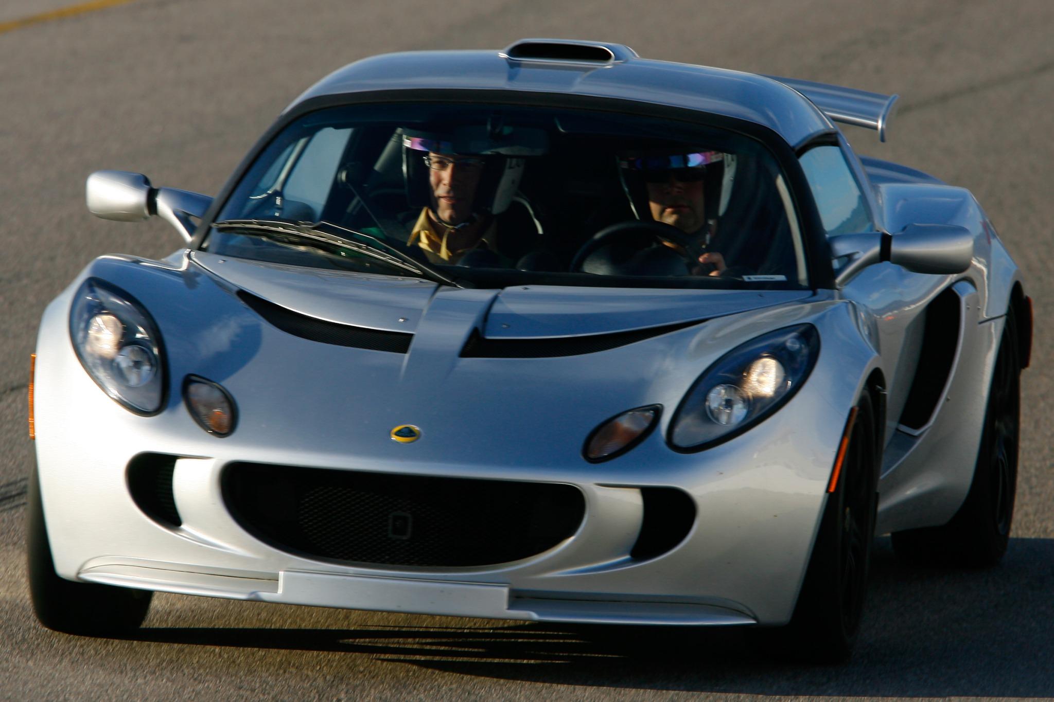 Lotus Exige I 2001 - 2004 Coupe #1