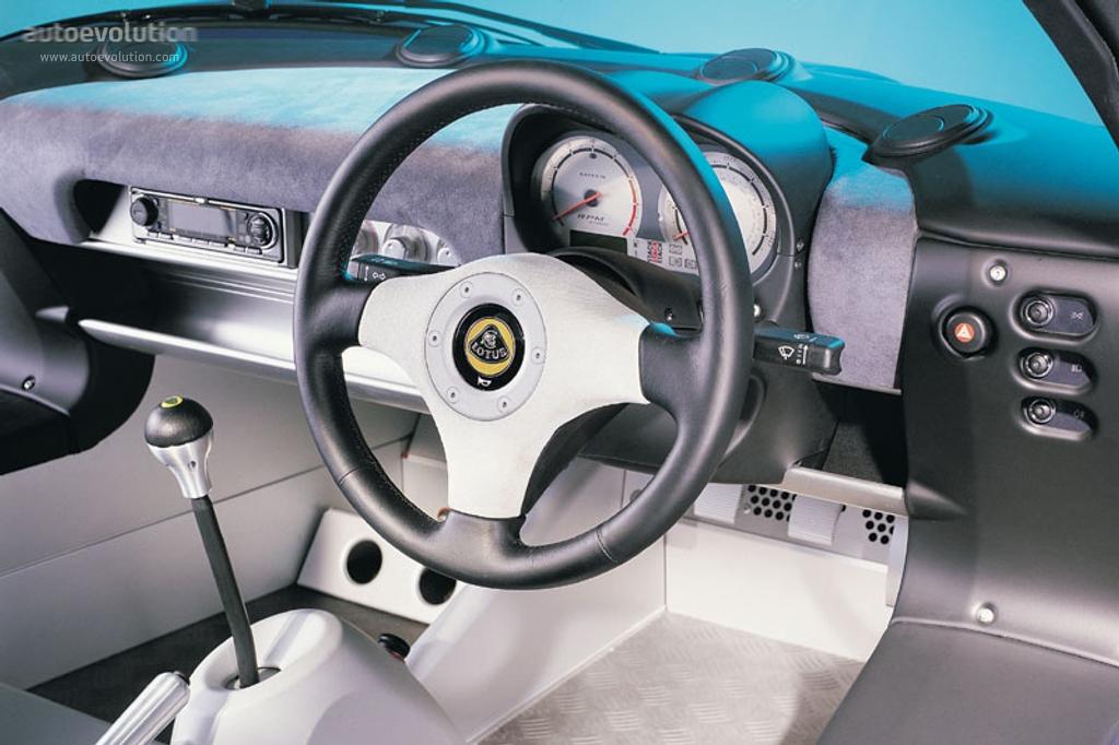 Lotus Exige I 2001 - 2004 Coupe #4