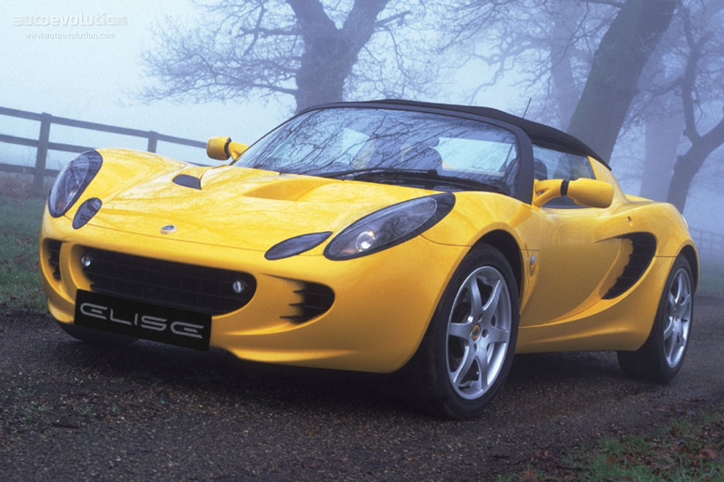 Lotus Exige I 2001 - 2004 Coupe #6