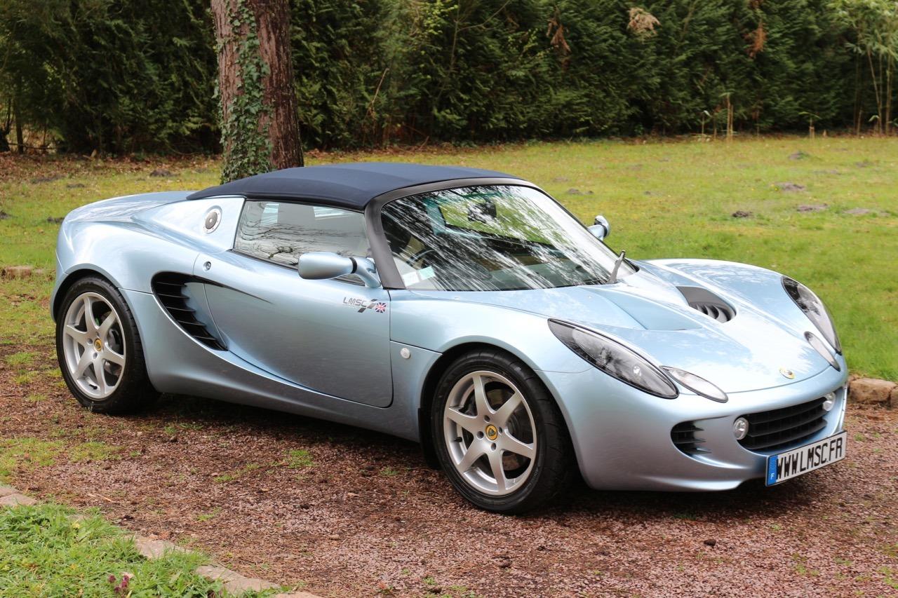 Lotus Exige I 2001 - 2004 Coupe #2