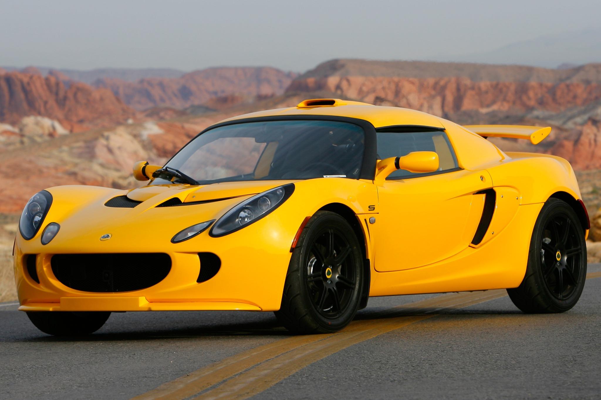 Lotus Exige II 2004 - 2011 Coupe #1