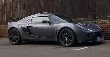 Lotus Exige II 2004 - 2011 Coupe #7