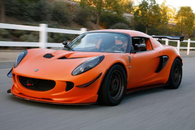 Lotus Exige II 2004 - 2011 Coupe #6