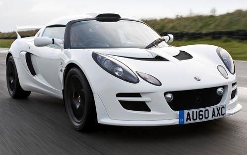 Lotus Exige III 2011 - now Coupe #8