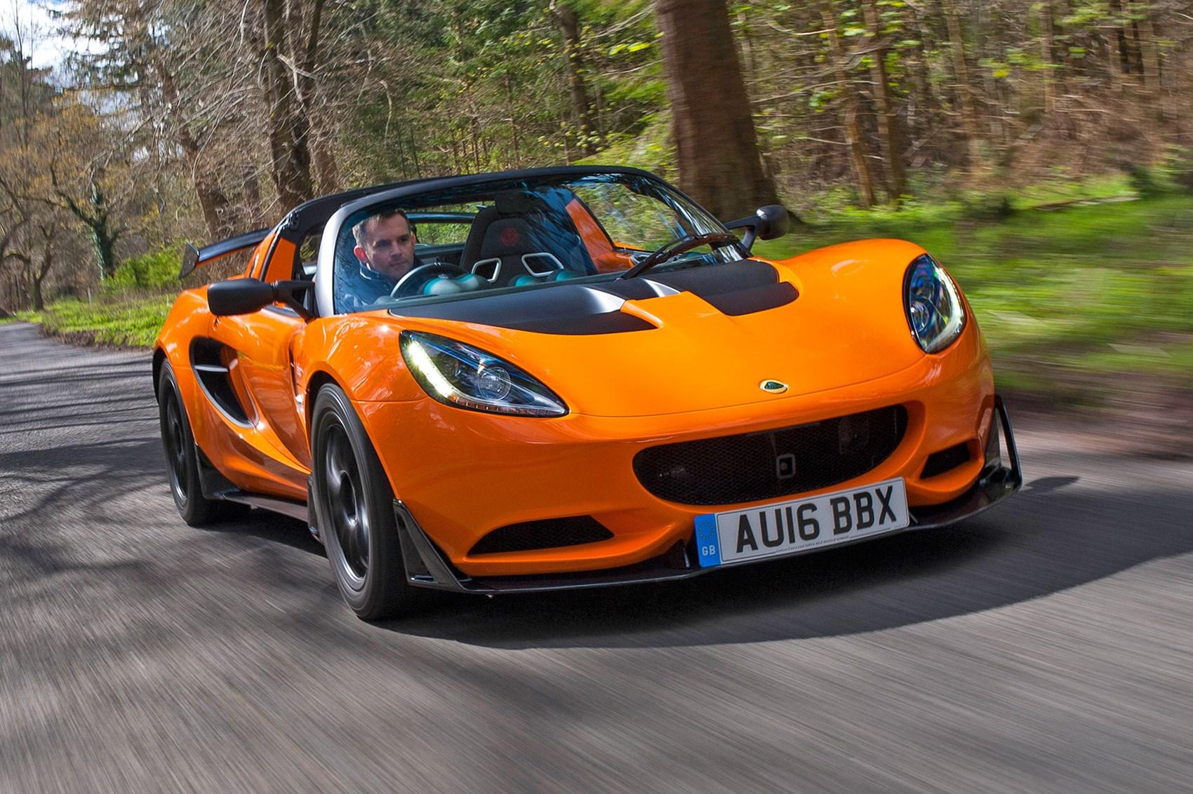 Lotus Exige III 2011 - now Coupe #1