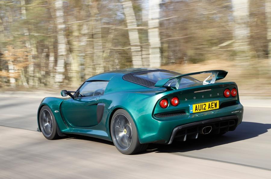Lotus Exige III 2011 - now Coupe #3