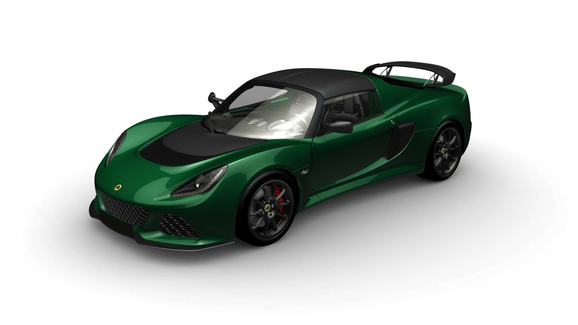 Lotus Exige III 2011 - now Roadster #3