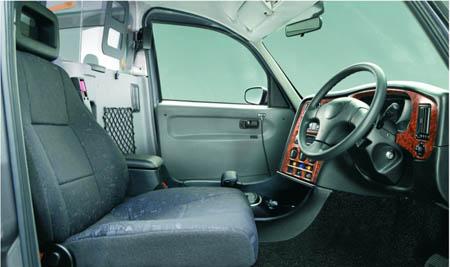 LTI TX II 2002 - 2006 Station wagon 5 door #7