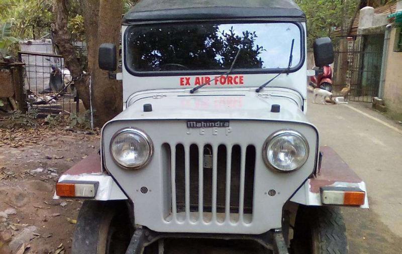 Mahindra MM 1990 - 2000 Pickup #1
