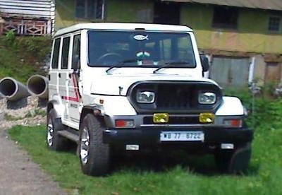 Mahindra MM 1990 - 2000 Pickup #3